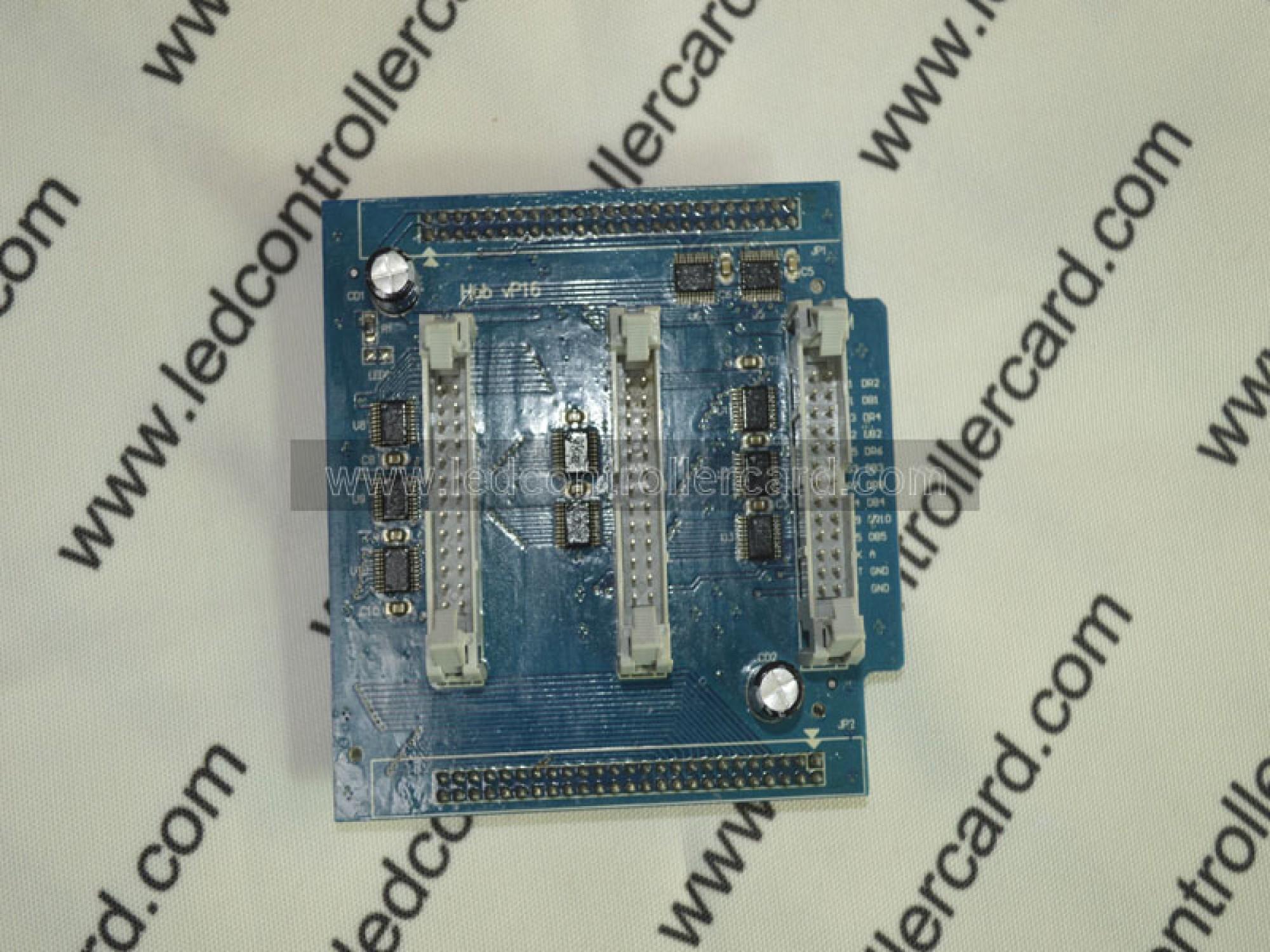 LED Display Signal Transfer Card HUBvP16