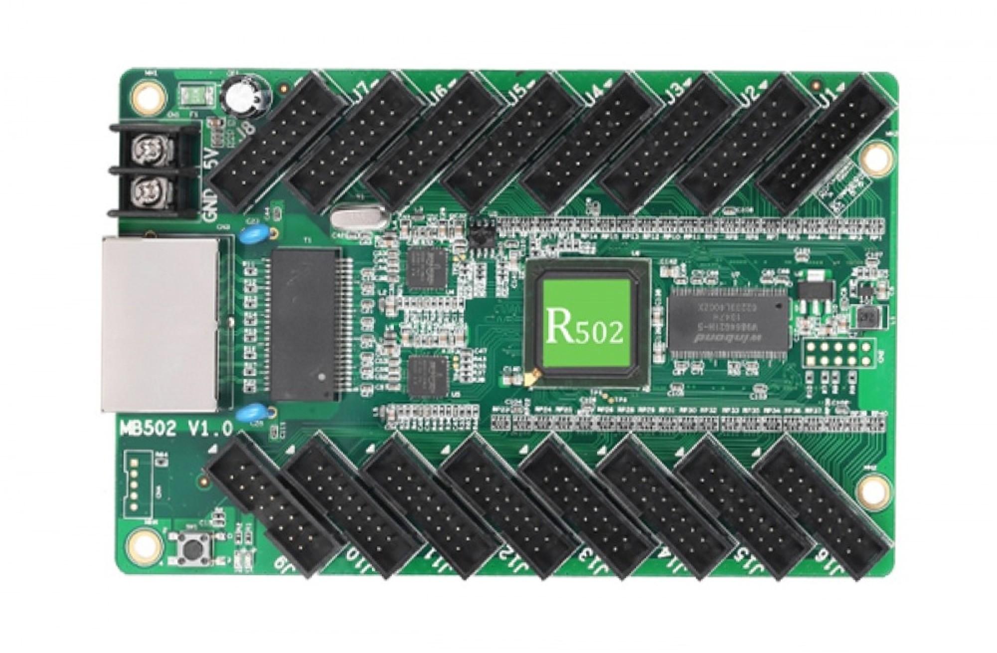 Huidu R502 LED Display Cascading Receiving Card 256x256