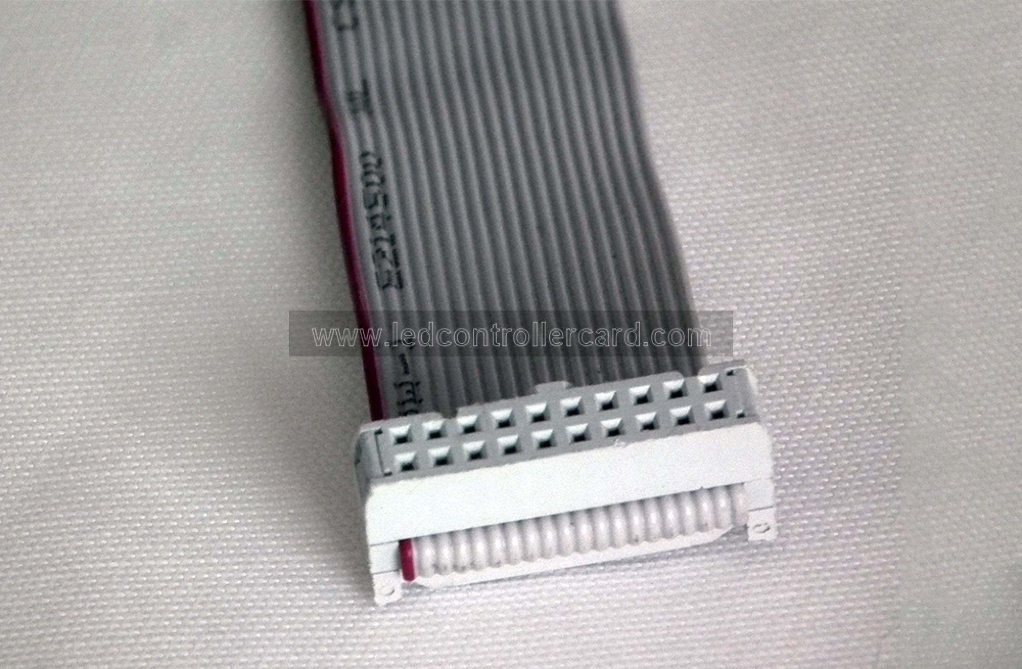 20PIN LED Screen Flat Ribbon Data Cable Signal Cable