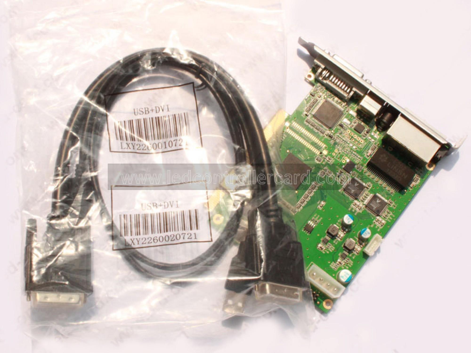 Linsn TS801D/TS801/DS801/L202 LED Screen Sending Card