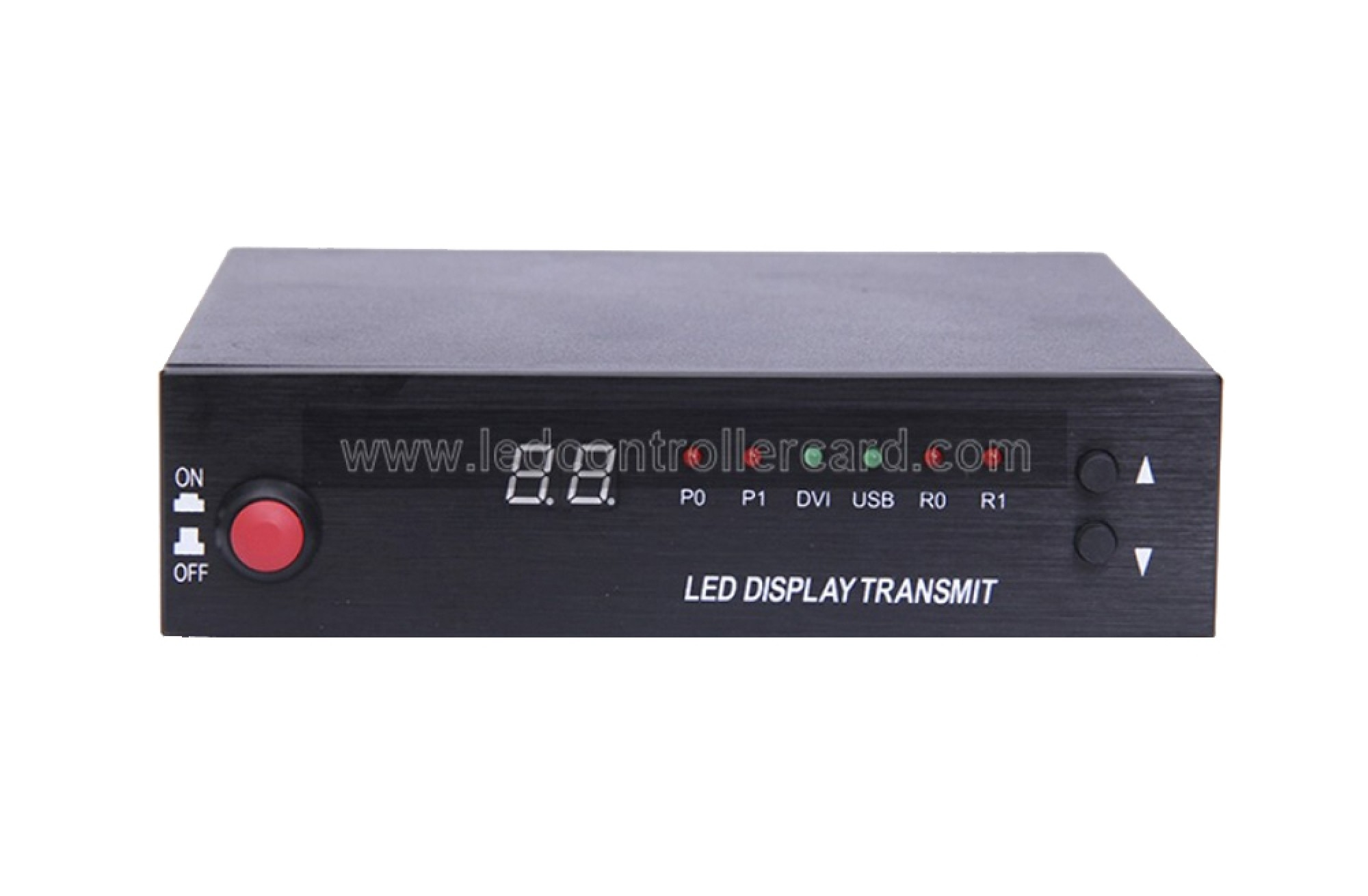 Mooncell 1 Embed Card LED Display Transmitter Sending Box