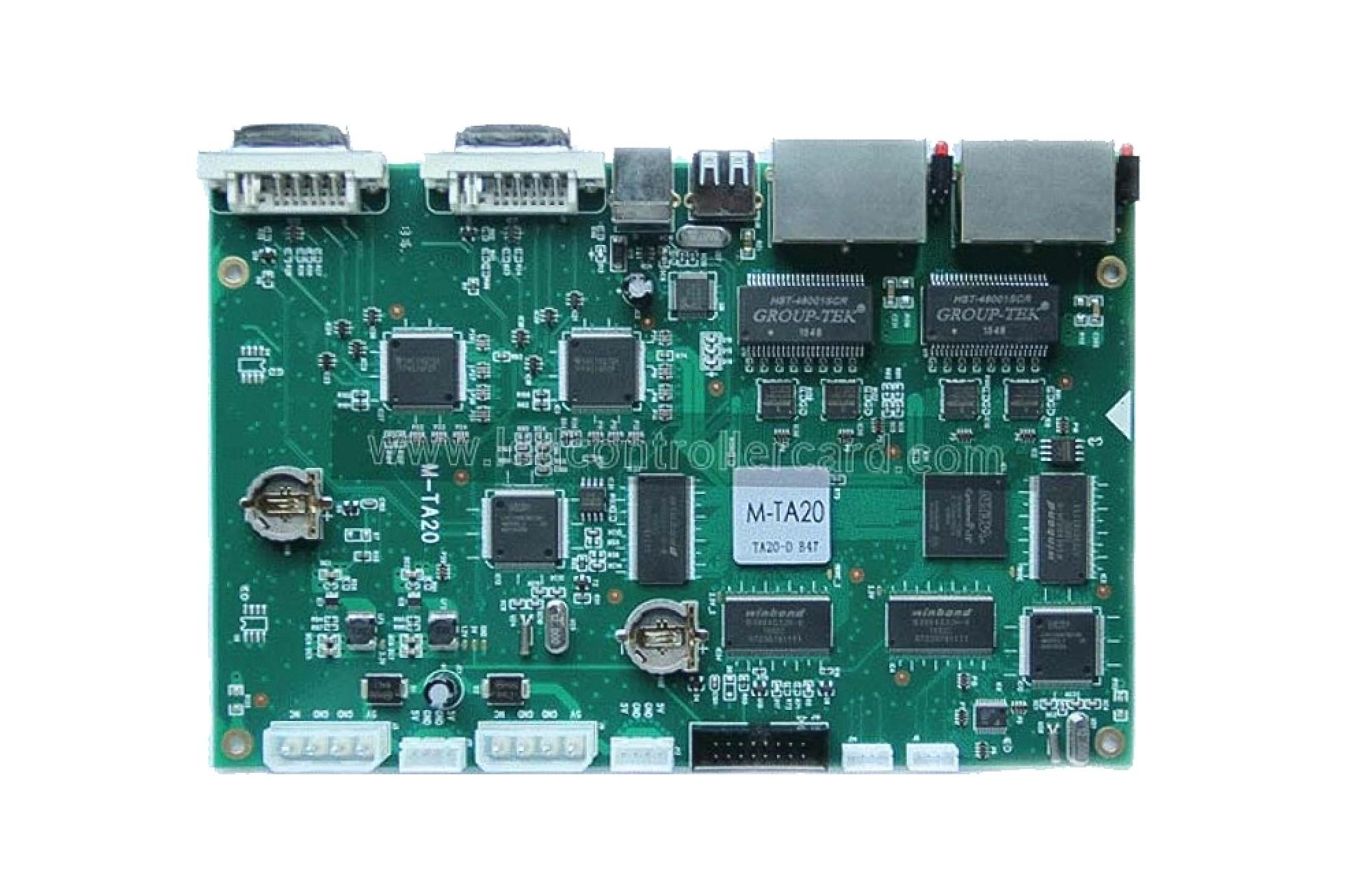 Mooncell M-TA20 Large LED Display Sender Card