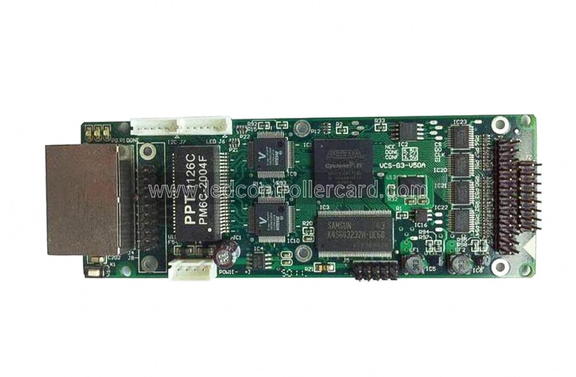 Mooncell VCSG3-V50A-XYS02 LED Asynchronous Data Receiving Card