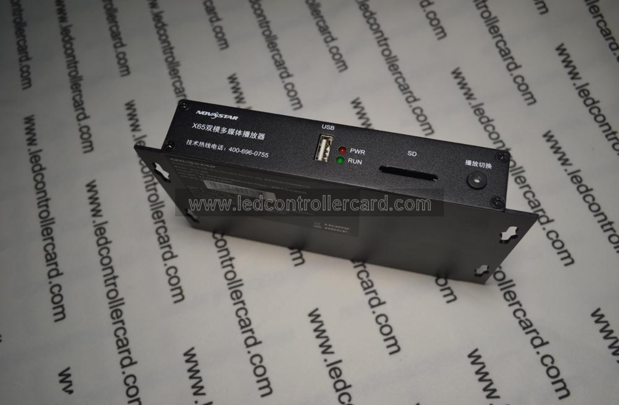 Novastar X65 Sync-Async Dual Mode LED Sign Controller Cards