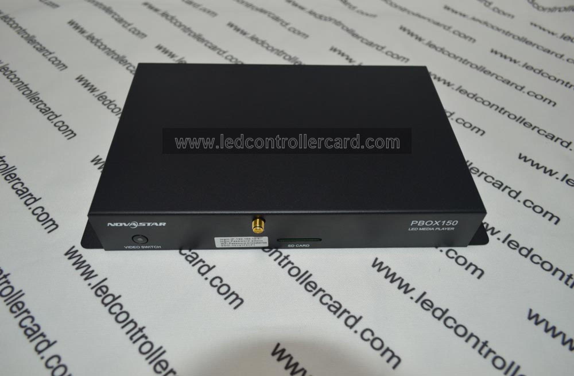 Novastar PBOX150 Dual-Mode LED Display Multimedia Player