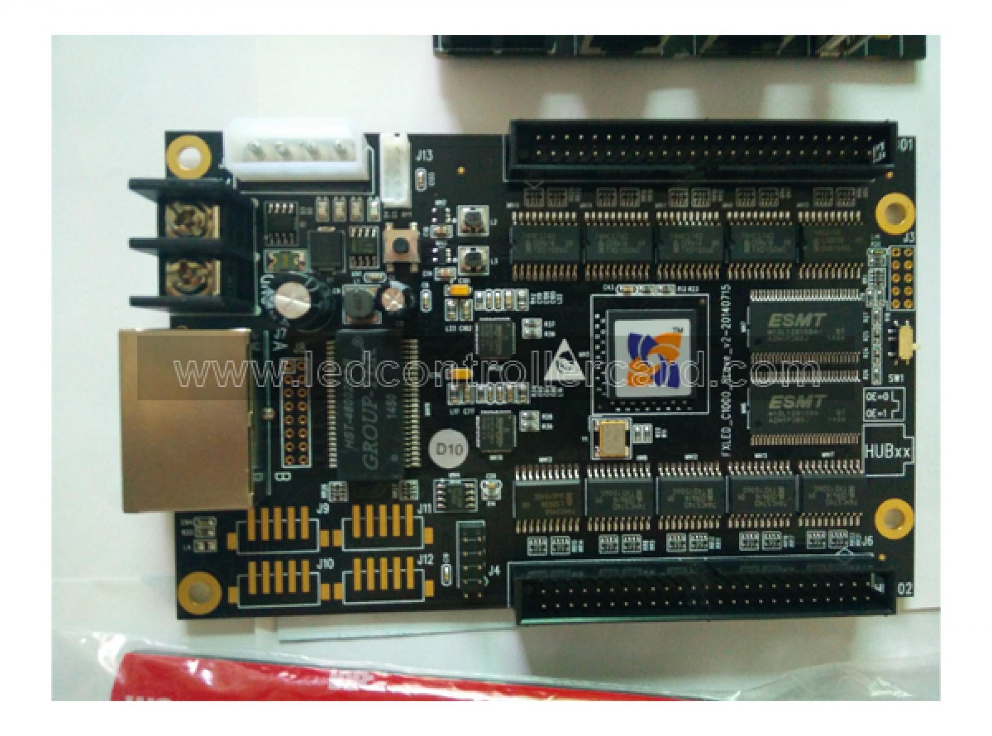 Sheen Color H1 LED Asynchronous Control Card ()