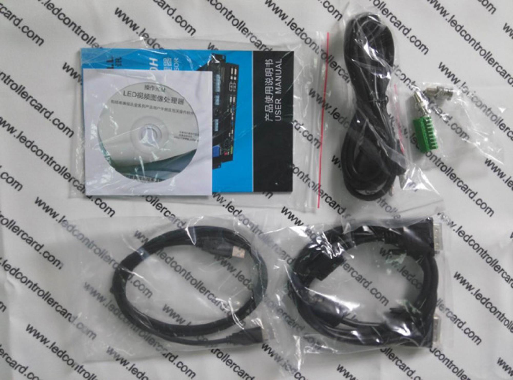 VDWALL LEDSync820H LED Video Switcher