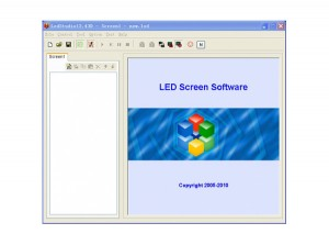 LINSN LED Controller Software-LEDStudio12.43D