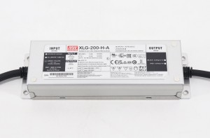 Taiwan Mean Well MW XLG-200-H-A LED Driver Power Supply