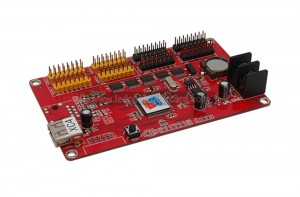 LISTEN XC4 Full Color Asynchronous LED Display Controller Card