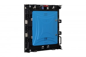 P3.076 Indoor Die-Cast Rental 640x640mm LED Video Display
