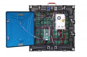 P4 Indoor Die-Cast Rental 640x640mm LED Video Screen