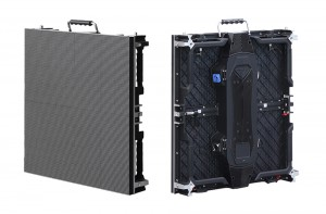 P4.81 Indoor 500X500mm Rental Arc LED Screen Board