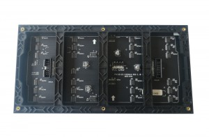 P4 1/16Scan 64x32dot 256X128mm LED Display Module