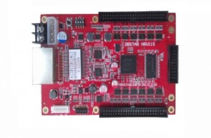 DBstar DBS-HRV11S Full Color Receiving Card