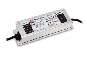 Meanwell ELG-100-24A / ELG-100-36A / ELG-100-48A Single Output Power Supplies