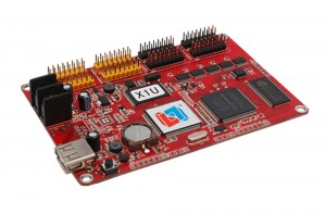 LISTEN X1U Asynchronous Full Color LED Control Card