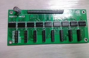 LED Screen HUB08A Card