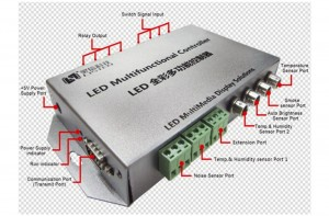 LISTEN LS-F301 Multi-functional LED Controller
