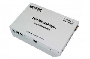 LISTEN LS-Q3 Full Color LED MultiMedia Player