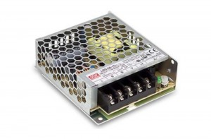 Meanwell LRS-50-24 Single-output Enclosed Power Supply