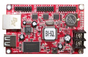 ONBON BX-5QL Full Color Ethernet&USB LED Display CPU