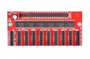 ONBON HUB-T74(BX-5Q) LED Screen Adapter