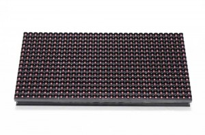 P10 Outdoor DIP Red LED Screen Single Color Module