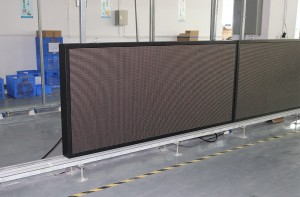 P16 Outdoor Dual Maintenance LED Screen Sign Board