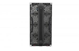 P2.97 Indoor Rental LED Display Panel 500X1000mm Adaptive Curved LED Rental Screen Panel
