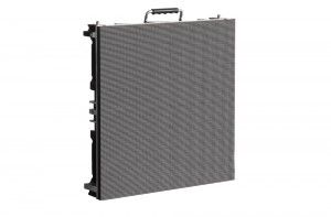P4.81 Outdoor 500x500mm Die-Cast Rental Curved LED Screen Panel
