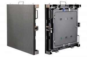P3 Indoor Die-Cast Event Rental LED Screen Cabinet 576X576mm