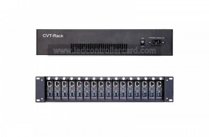 Novastar Multi-mode Optical Fiber Convertor CVT-Rack310 300m Data Transmission