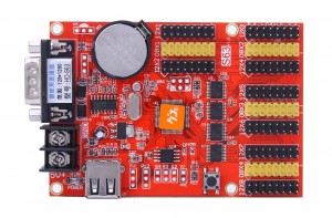 HUIDU HD-S63 Single LED Sign Controller Card
