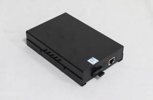 LINSN SC801 Single Mode Ethernet Media Converter