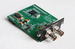 VDWALL SDI Module for LVP605/LVP605S