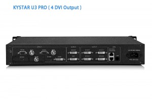 Kystar U3/U3 Pro UHD LED Display Video Processor
