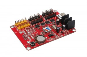 LISTEN U4 SingleDouble Colour LED Screen Controller Card
