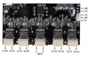 ZDEC A81DS-01 Distributing Controller