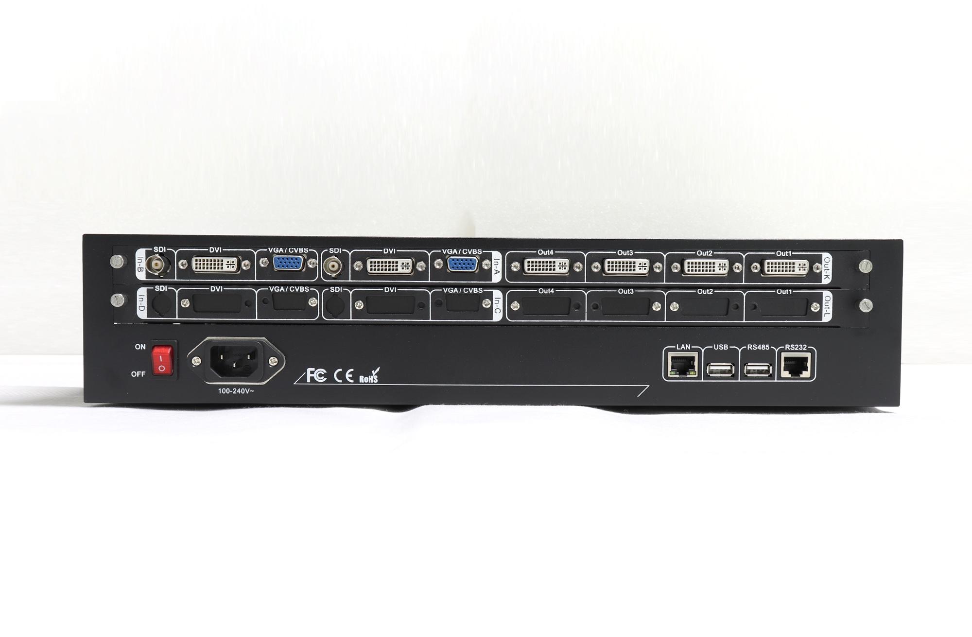 VDWALL LVP7000 Multi-window LED video wall processor