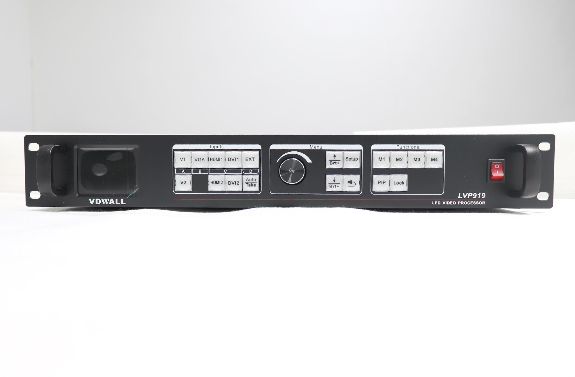 VDWALL LVP919 HD LED Video Wall Processor