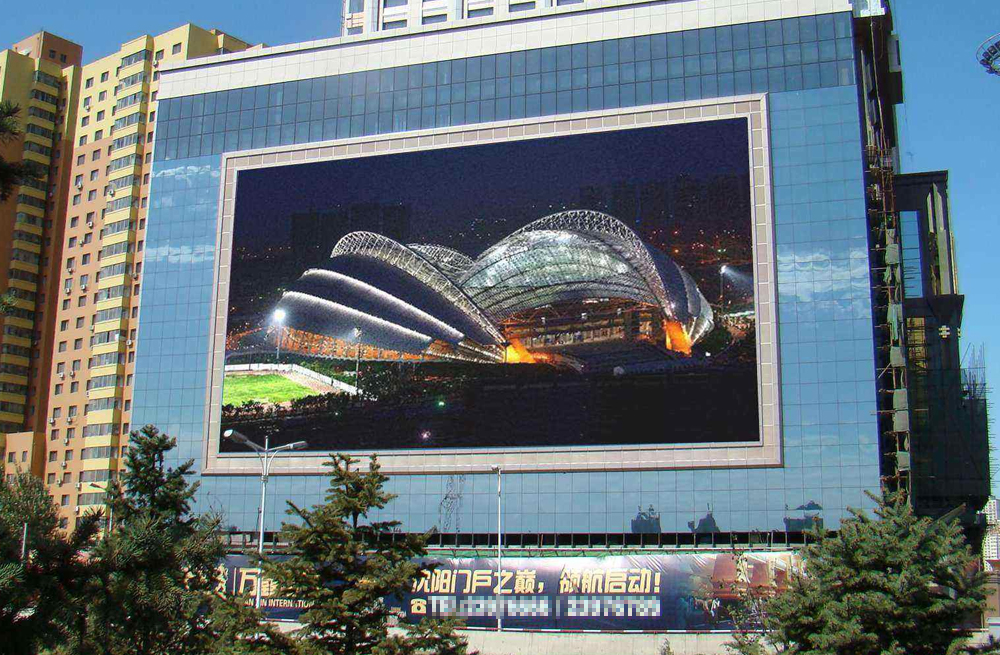 The difference between static and scanning LED display