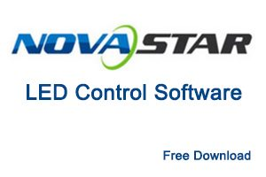 Novastar LED Control Software Download