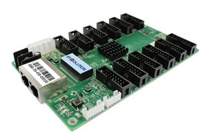 What are the features of LED Video Receiving Card?