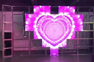 Quality LED Display Recommendation---- Nano-Polymeric Magnetic LED Screen Cabinet