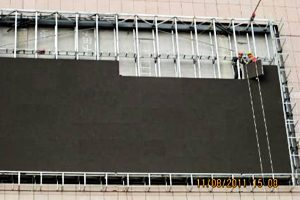 Pre-sale Site Survey Pricautions of Fixed Installation LED Outdoor Display Screen