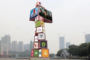 LED display screen industry is about to enter the darkest moment. Only by living can we see the future