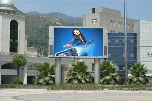 What you need to pay attention to for outdoor LED screen display installation